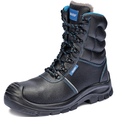 Turvakenkä Raven xt high ankle winter s3  46